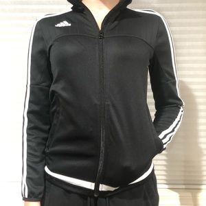 Boys Adidas Zip up Jacket